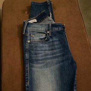 True Religion- Jennie Curvy Skinny Jeans